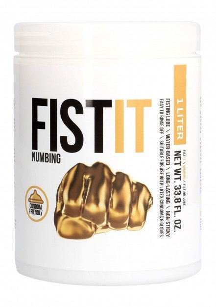 Fist-It Numbing Lubricant 1000 ml