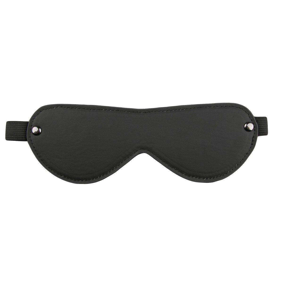 EasyToys Black Blindfold