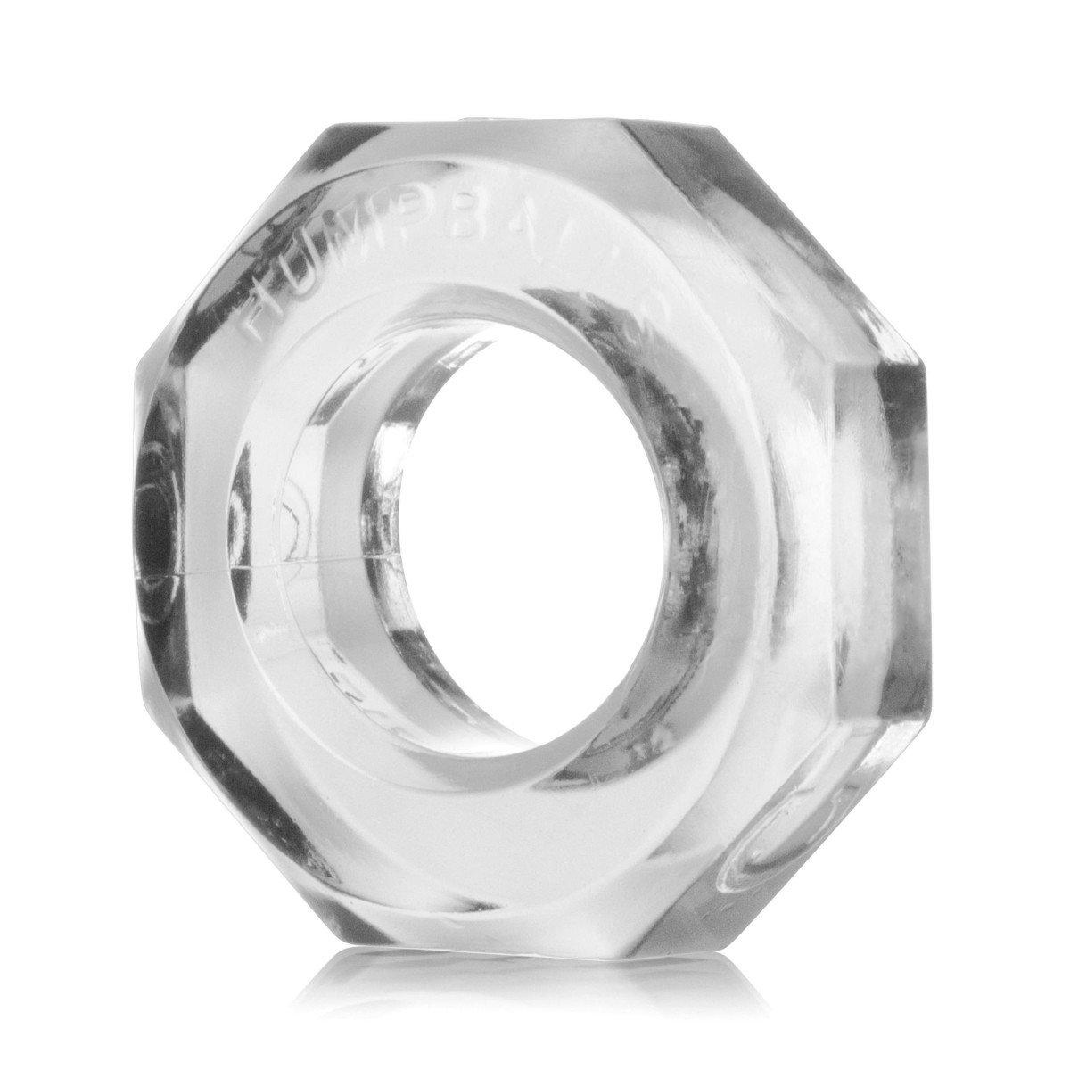 Oxballs Humpballs Cock Ring Clear