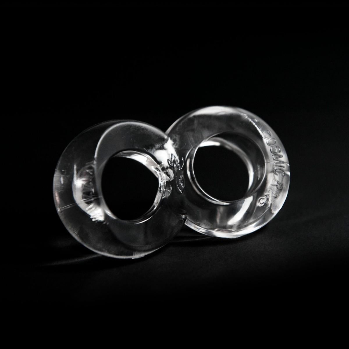 Zizi Cosmic Ring Cock Ring Clear
