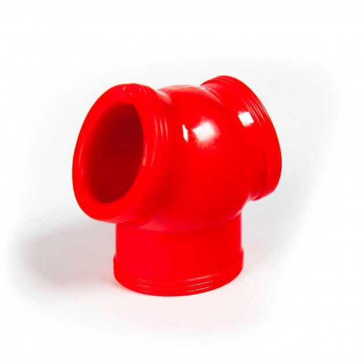 Zizi Megamen Cocksling Cock Ring & Ball Stretcher Red