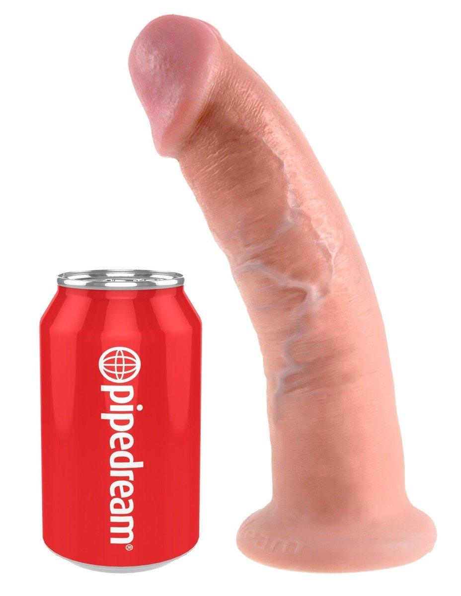 Realistické dildo King Cock 9″