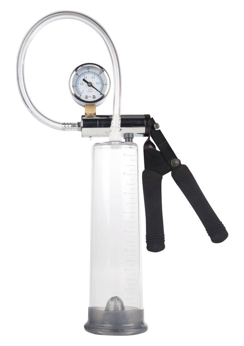 Vakuová pumpa na penis CalExotics Precision Pump Advanced 2