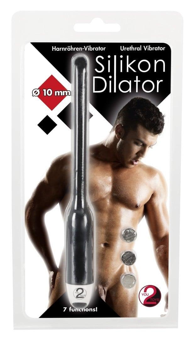 You2Toys Dilator Black 10 mm