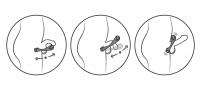 Vibračný erekčný krúžok Hot Octopuss Atom Plus