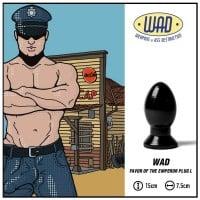 Mister B WAD11 Favor of the Emperor Butt Plug L
