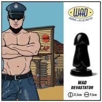 Mister B WAD19 Devastator Butt Plug