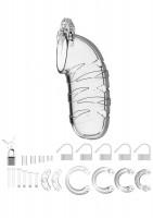 ManCage Model 05 Cock Cage Transparent