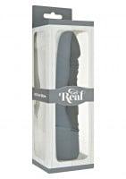 ToyJoy Get Real Classic Original Silicone Vibrator Black