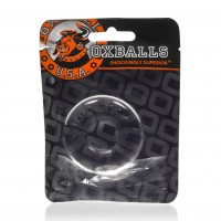 Oxballs Do-Nut 2 Cock Ring Clear