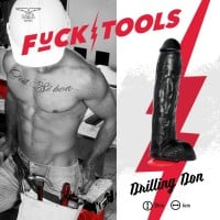 Dildo Mister B Fucktools Drilling Don