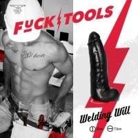Mister B Fucktools Welding Will Dildo