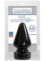 Anální kolík TitanMen Ass Master