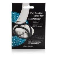Erekčný krúžok CalExotics Full Erection Spreader