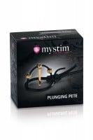 Mystim Plunging Pete Glans Stimulator with Penis Plug
