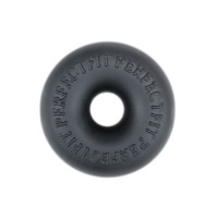 Perfect Fit Stackit Cock Ring Black