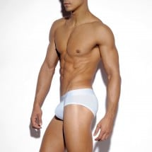 ES Collection UN115 Basic Modal Push Up Brief Royal White