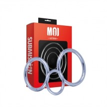 MOI Submission Mr. Threesome Ring Set