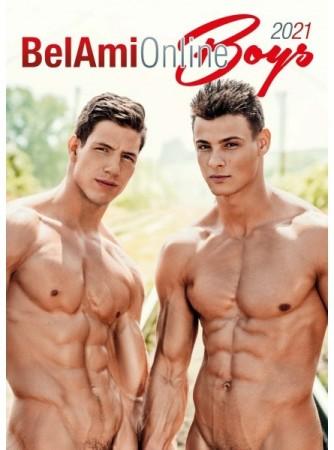 Kalendár Bel Ami Online Boys 2021