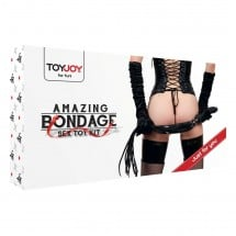BDSM sada ToyJoy Amazing Bondage Sex Toy Kit