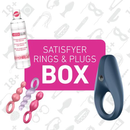 Satisfyer Rings & Plugs Box
