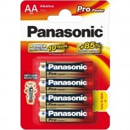 Batérie Panasonic AA LR6 1,5 V Pro Power