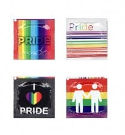 Kondóm EXS Pride 2 ks